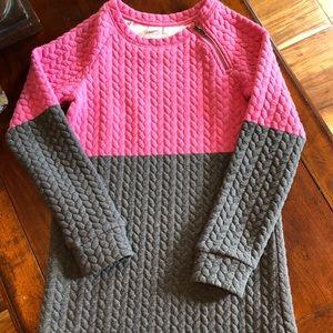 GAP Dresses - EUC!! Sweatshirt Longsleeve Dress